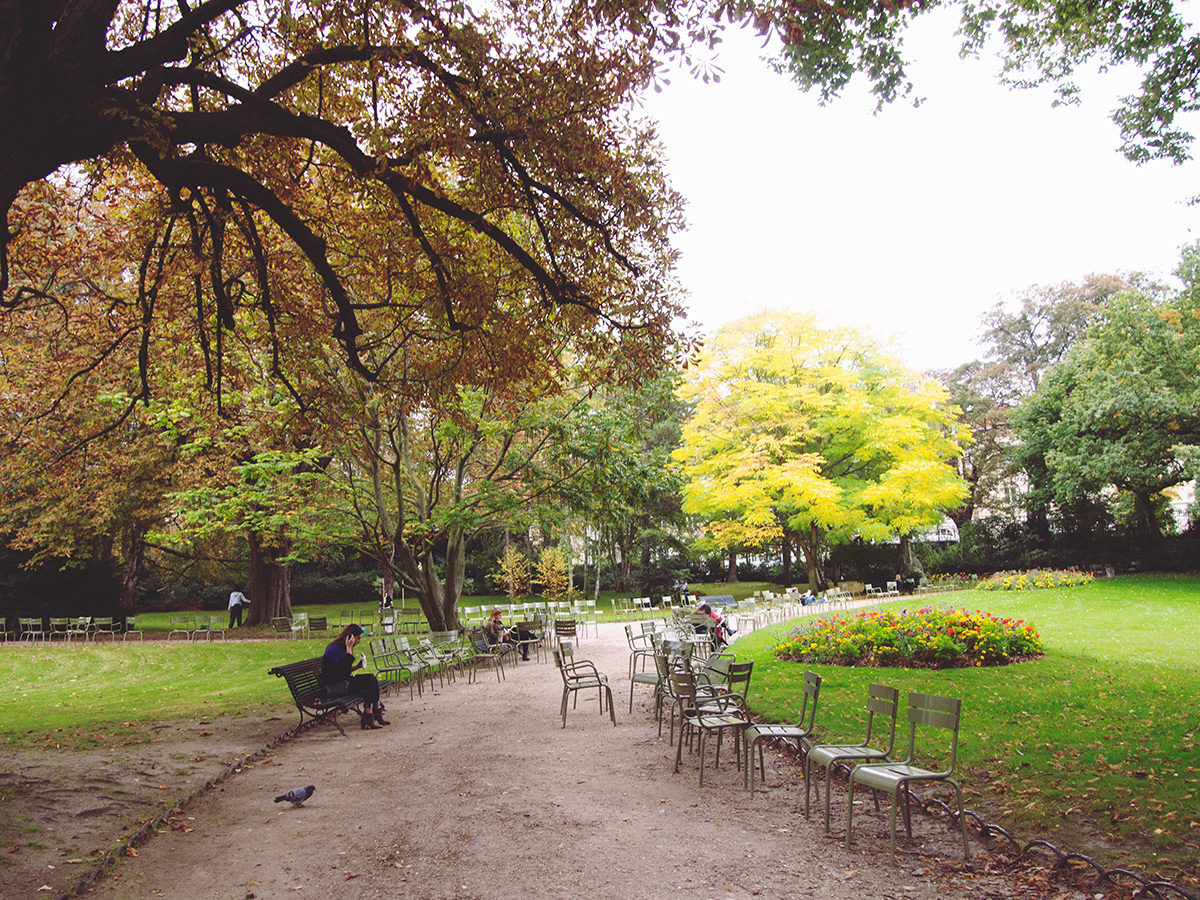 Paris jardin du luxembourg day 11 for Jardin luxemburgo