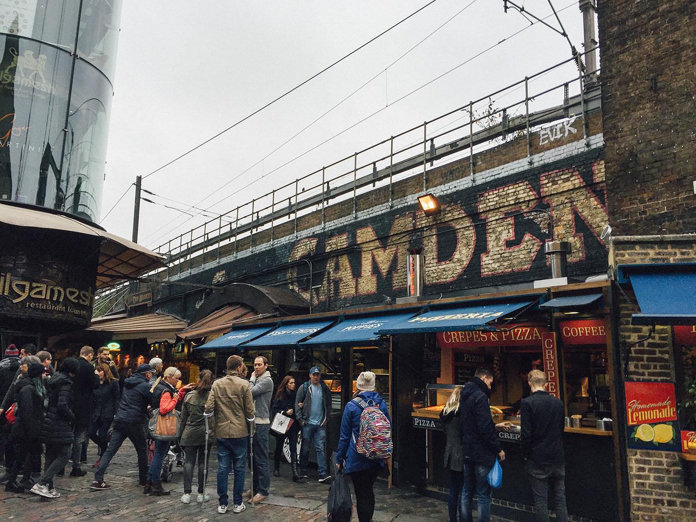 London Camden