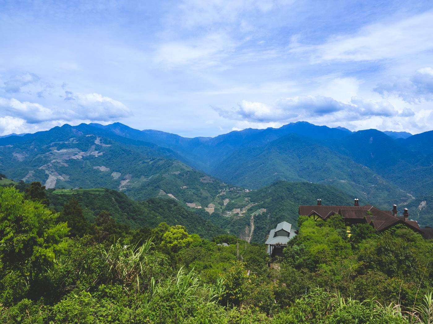 Taiwan - Qingjing - Overview