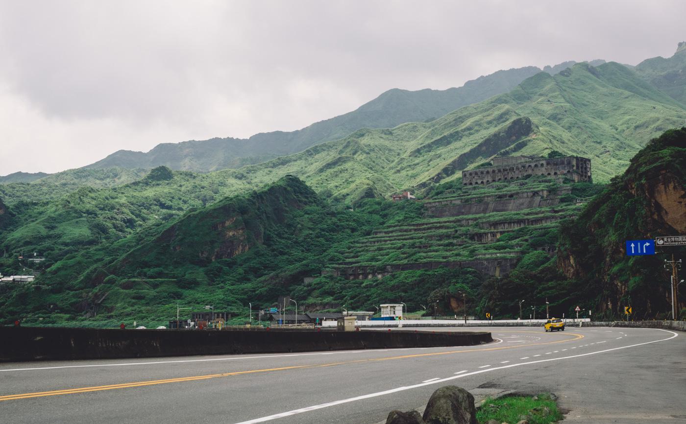 Taiwan - New Taipei City - Amazing greenery mountain 2