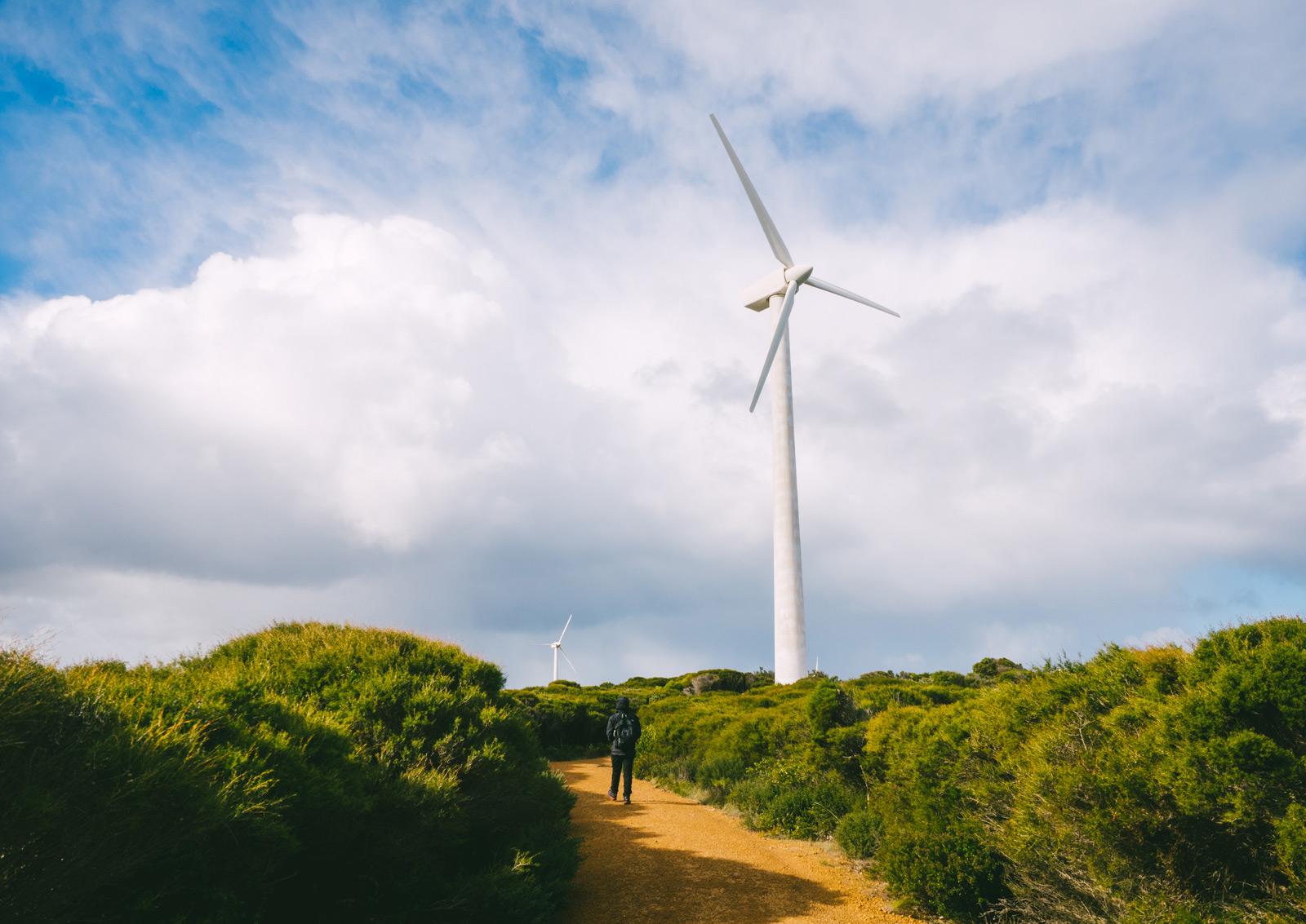 Perth - Esperance - Windmill