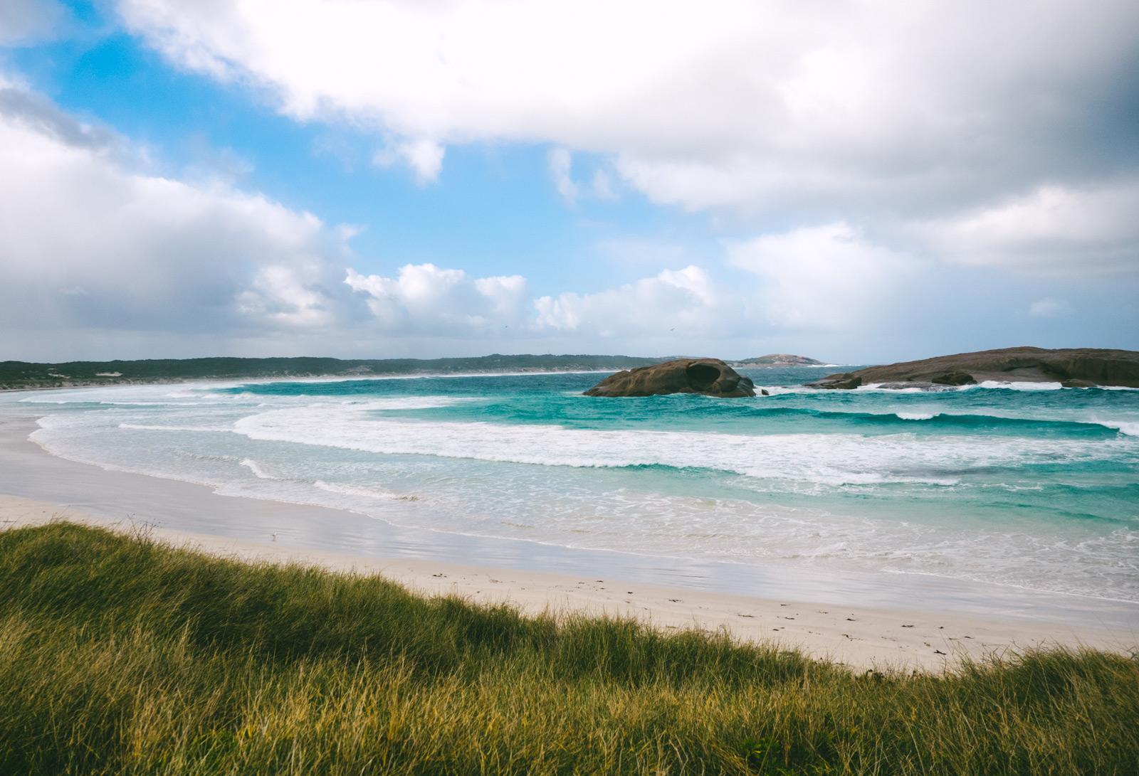 Perth - Esperance - Twilight Beach