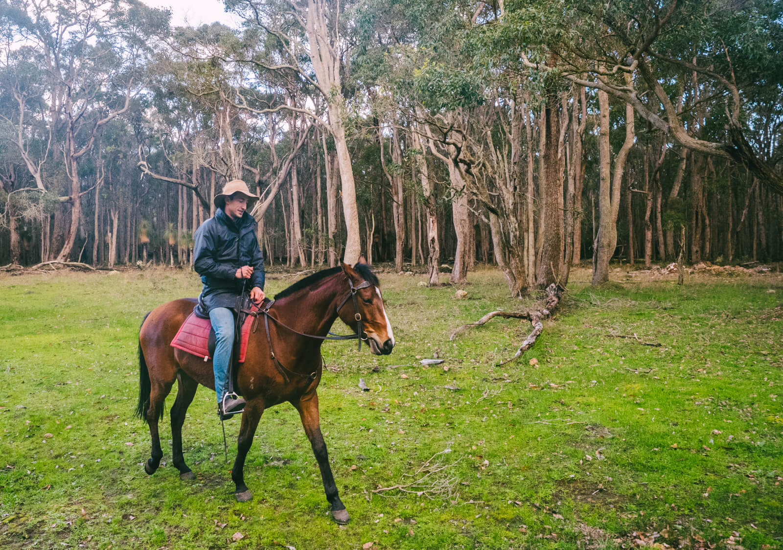 Perth, Australia - Jesters Flat - Guide, Ryan