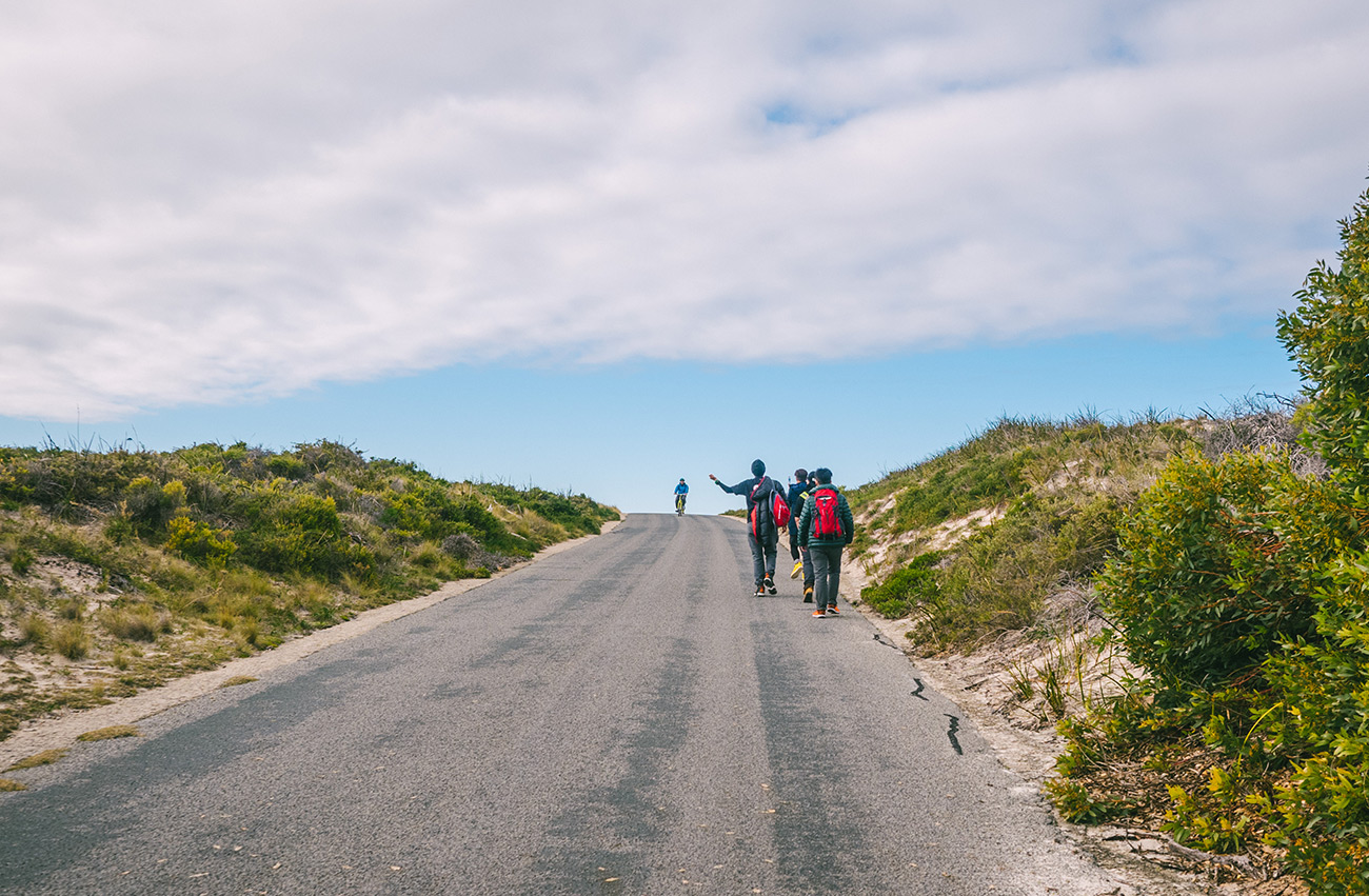Australia - Rottnest Island - Hitch hike a bicycle?