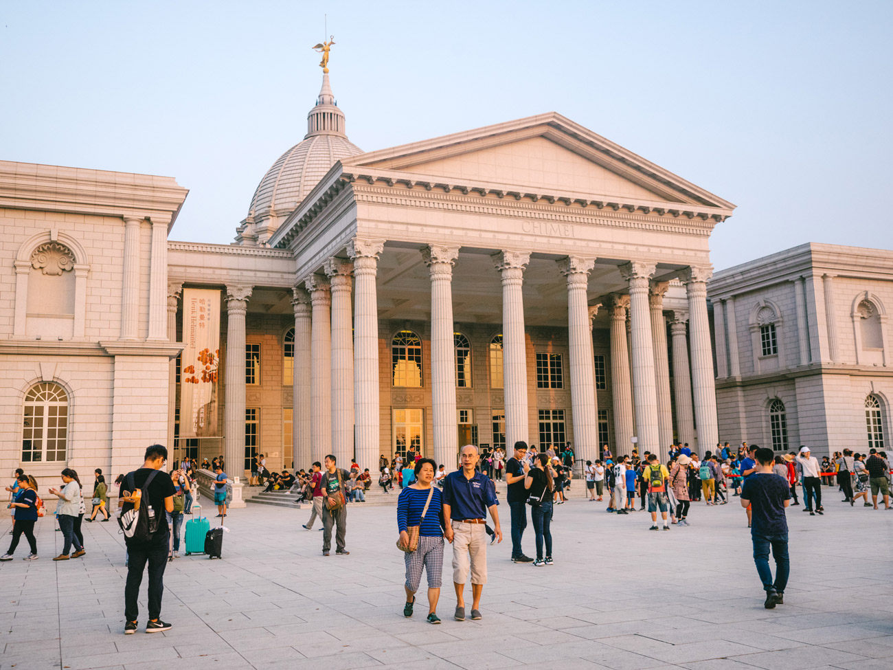 Tainan - Pokemon Go Safari Event - Up close view of Chimei museum