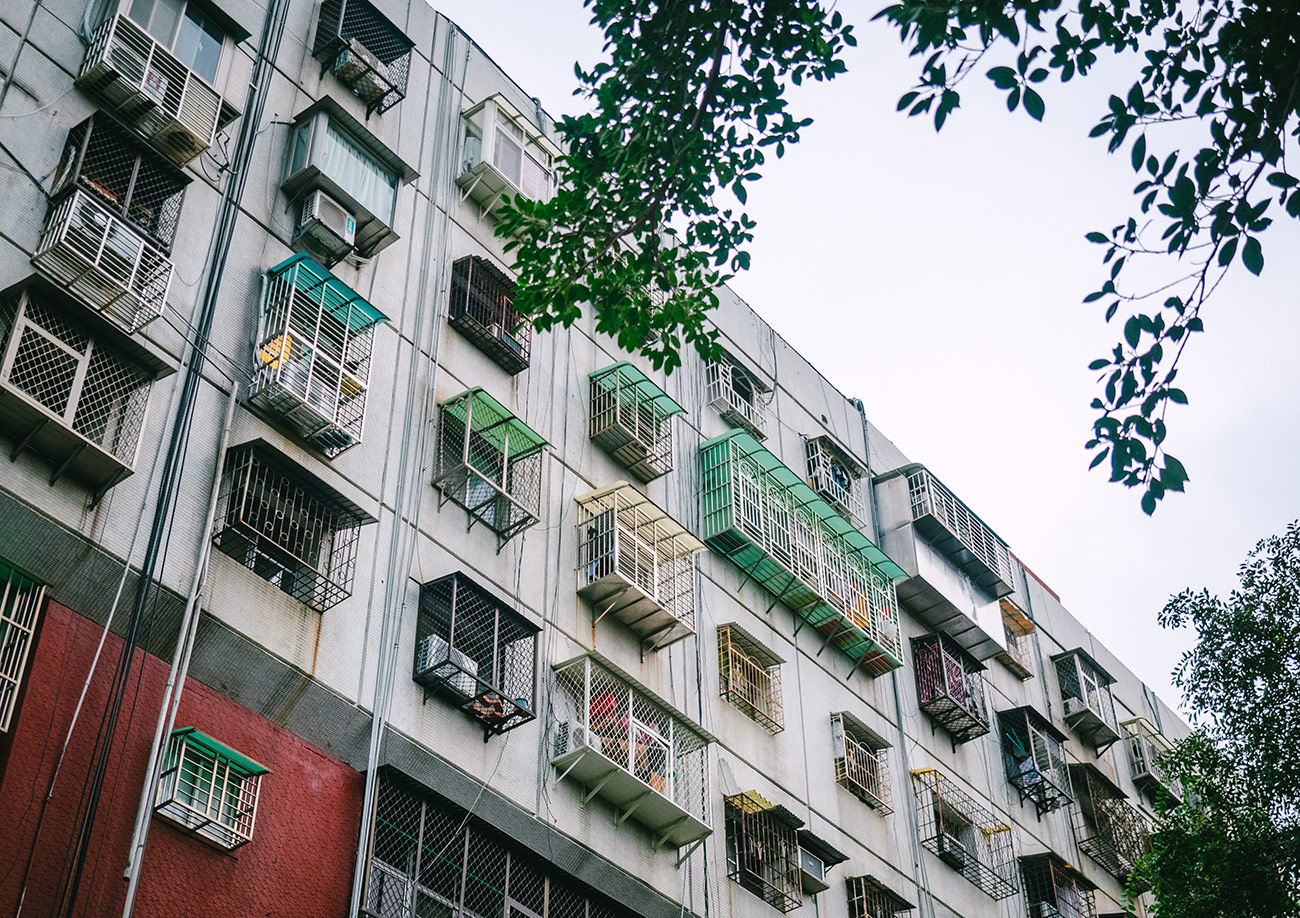 Taipei - Residential flats