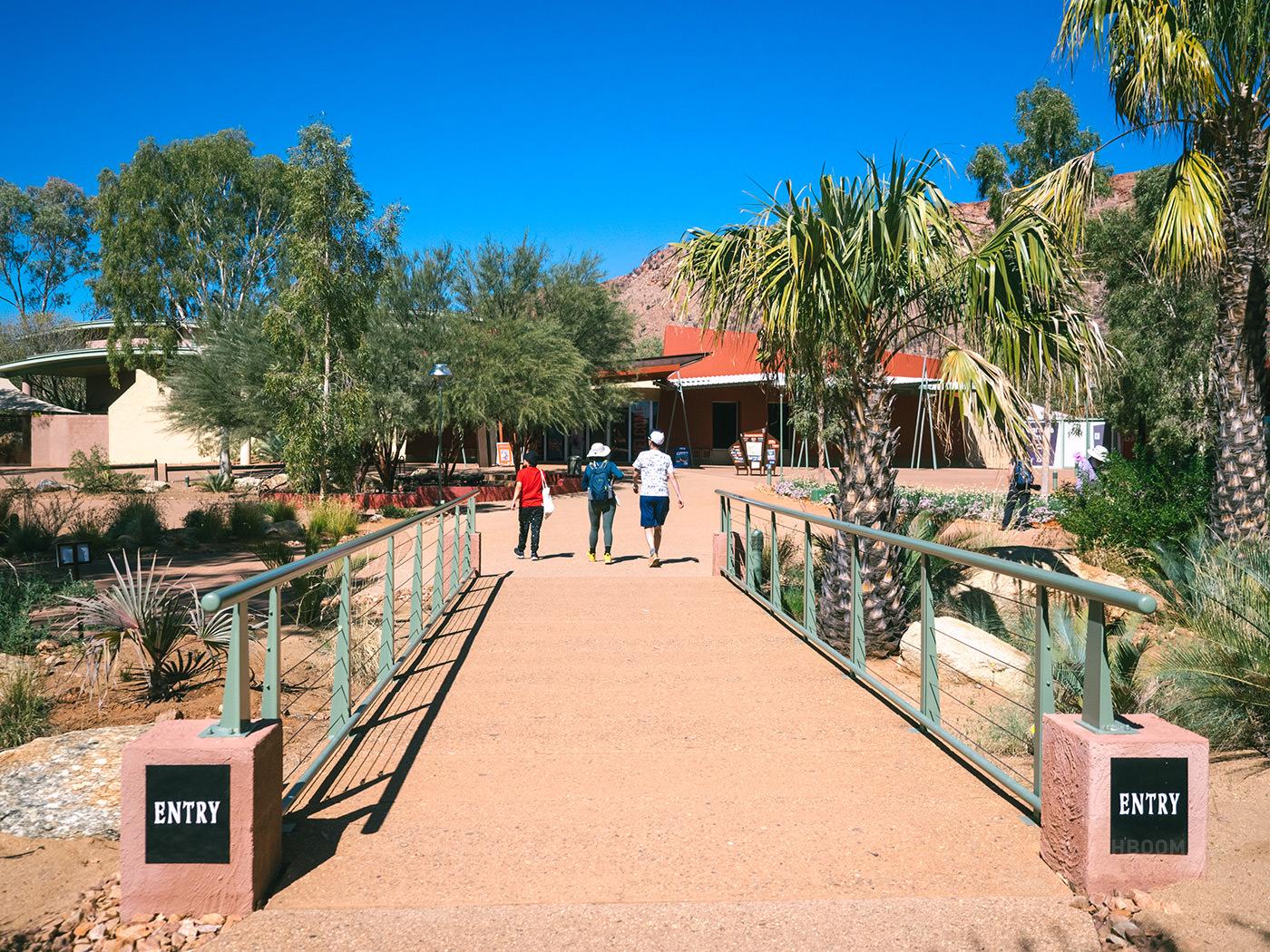 NT Australia - Alice Springs - Alice Springs Desert Park